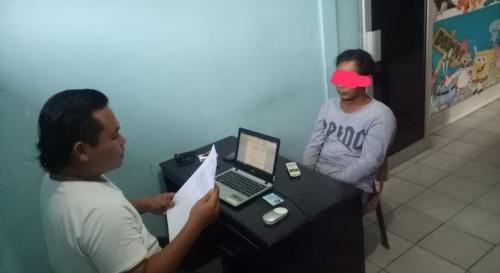 Polsek Tanjungpandan Ungkap Pelaku Pencurian Helm Setelah Viral Dimedsos